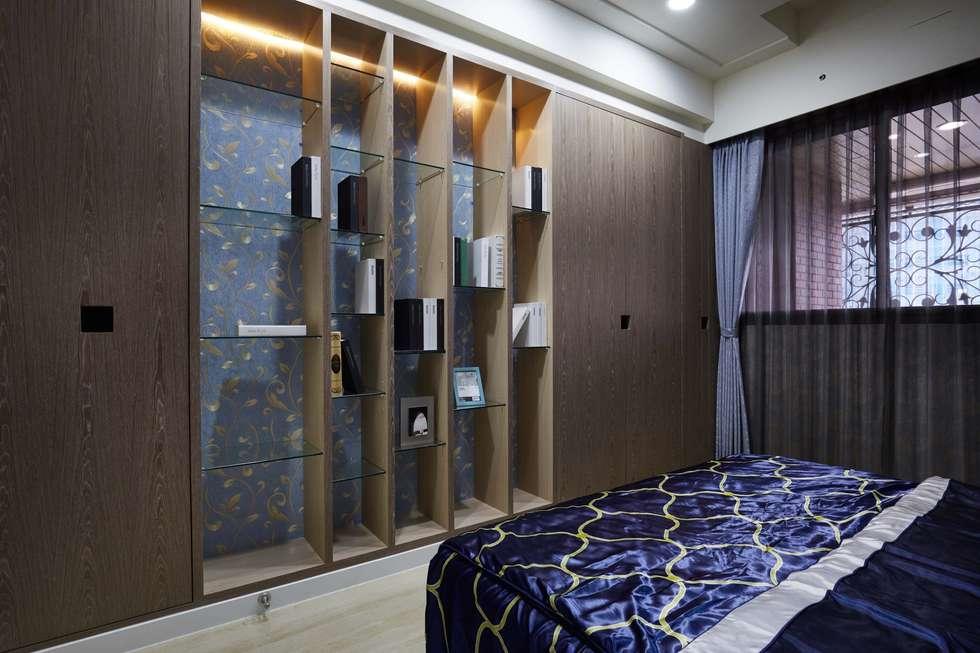 雅和室內設計:  飯店 by 雅和室內設計
