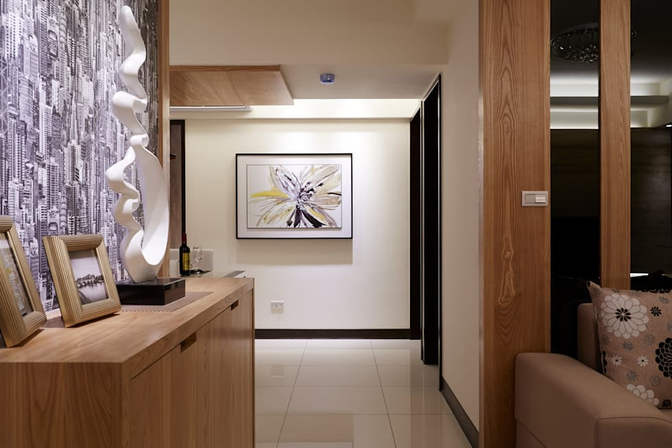 擁有多變彈性空間:  飯店 by 雅和室內設計