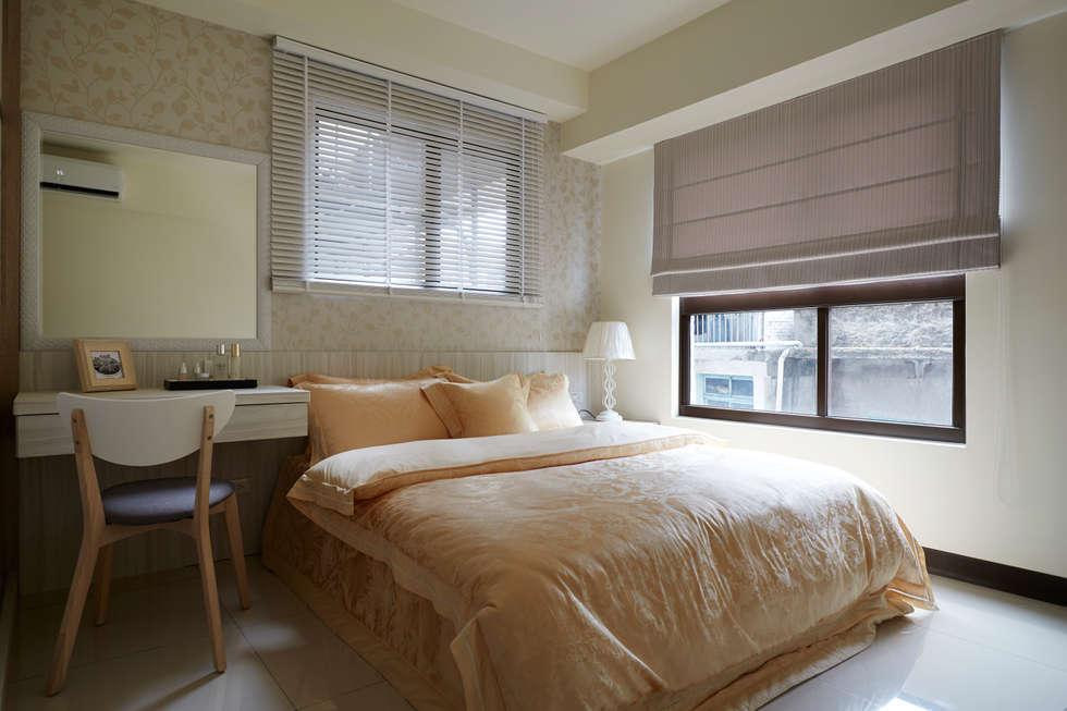 擁有獨一無二的個性魅力:  飯店 by 雅和室內設計
