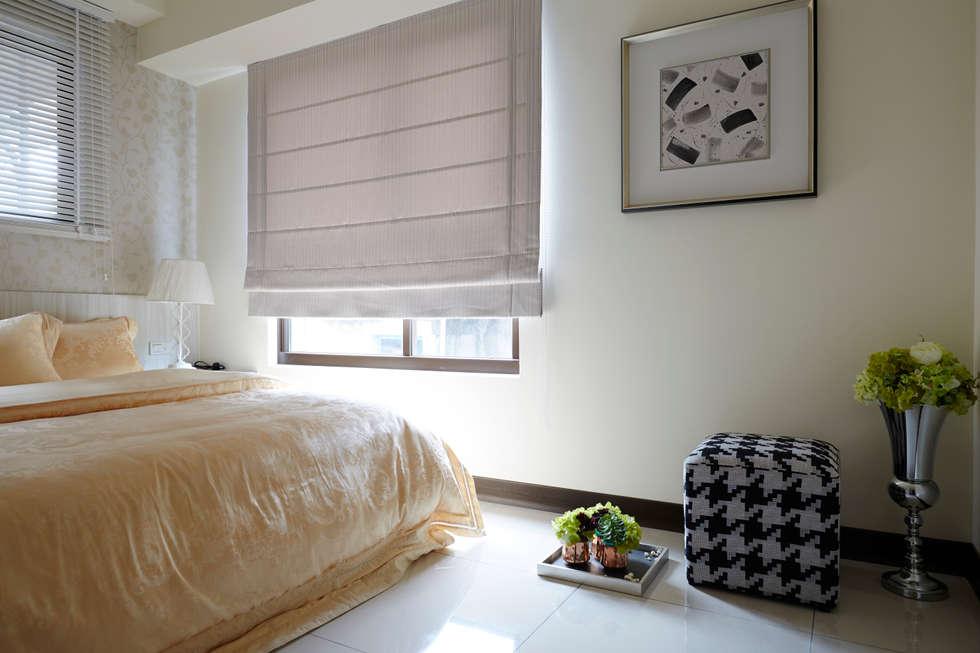 保持單純的生活面貌:  飯店 by 雅和室內設計