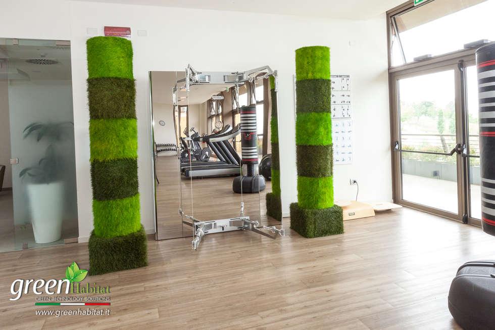 Idee arredamento casa interior design homify for Come costruire una palestra nella giungla