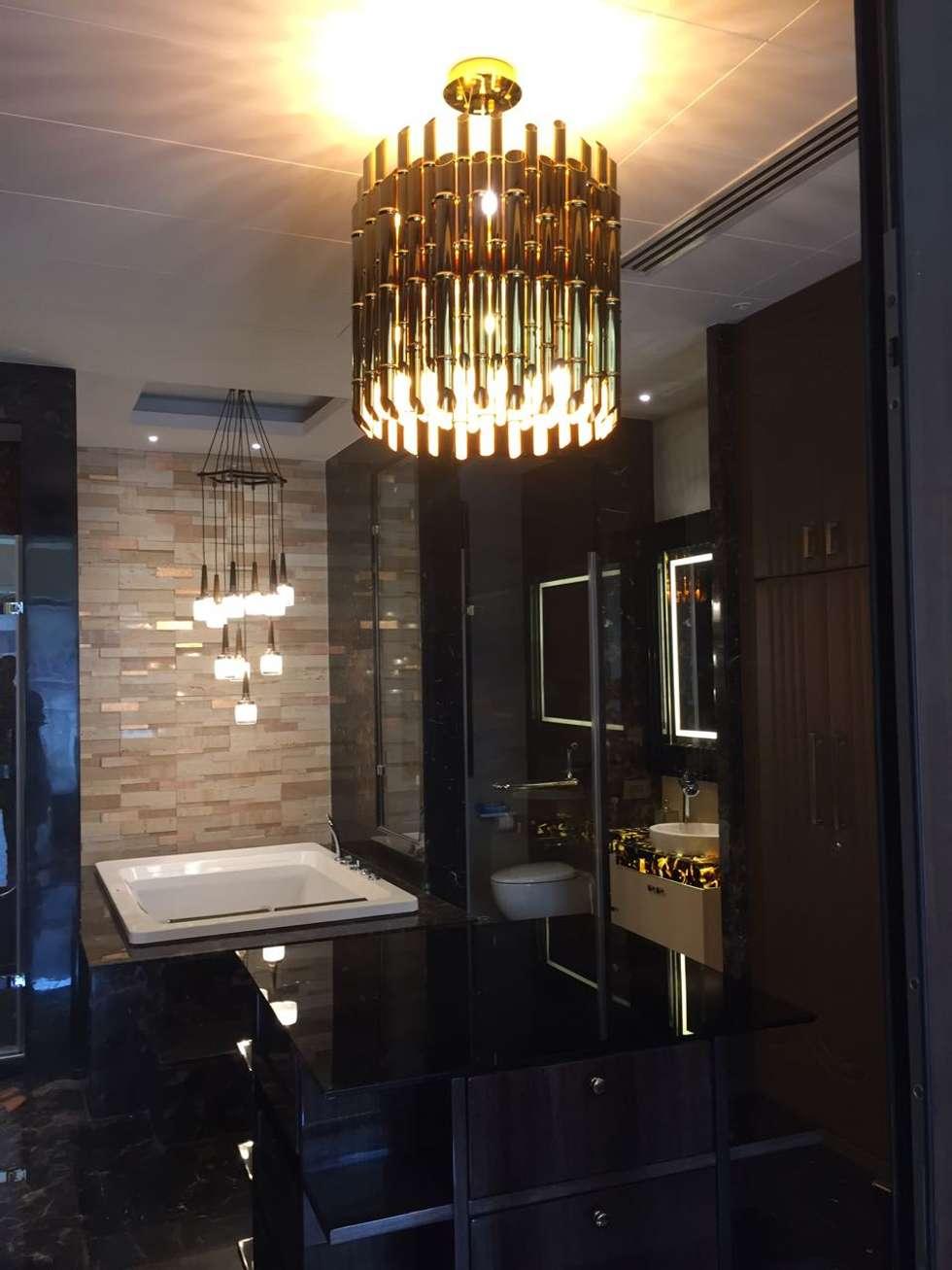 contemporary bathroom lighting. Contemporary Bathroom Lighting: Modern By Jainsons Emporio Lighting O