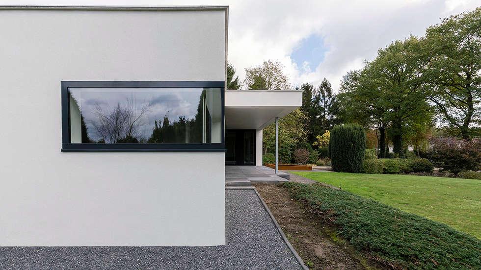 Eigentijdse villa moderne huizen door chora architecten homify