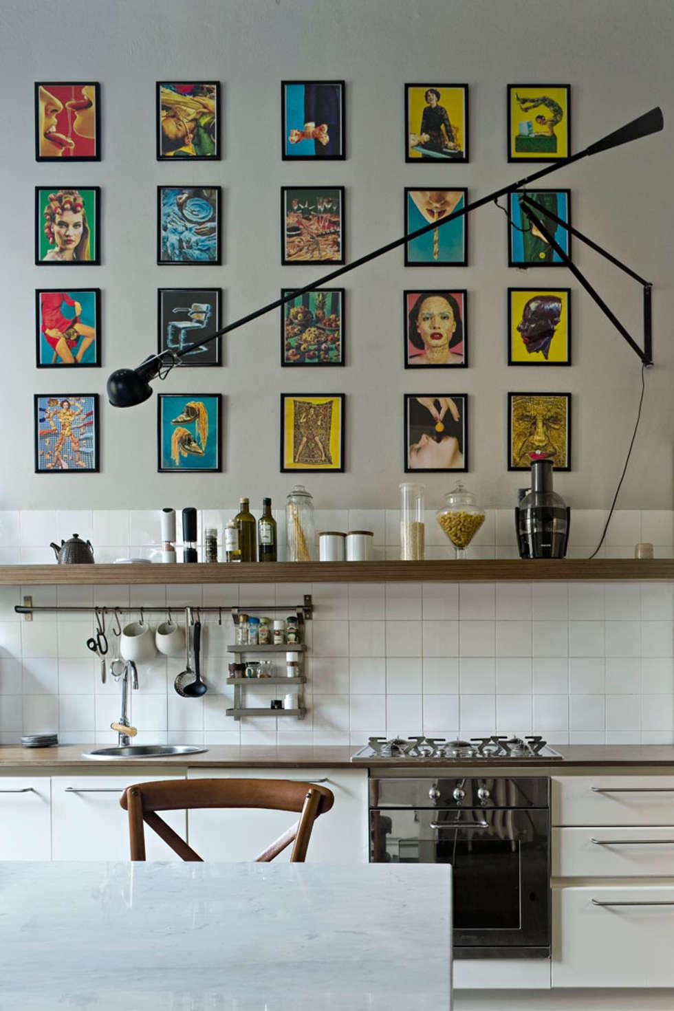 Paolo Frello Project: Cucina in stile in stile Moderno di PAOLO FRELLO & PARTNERS