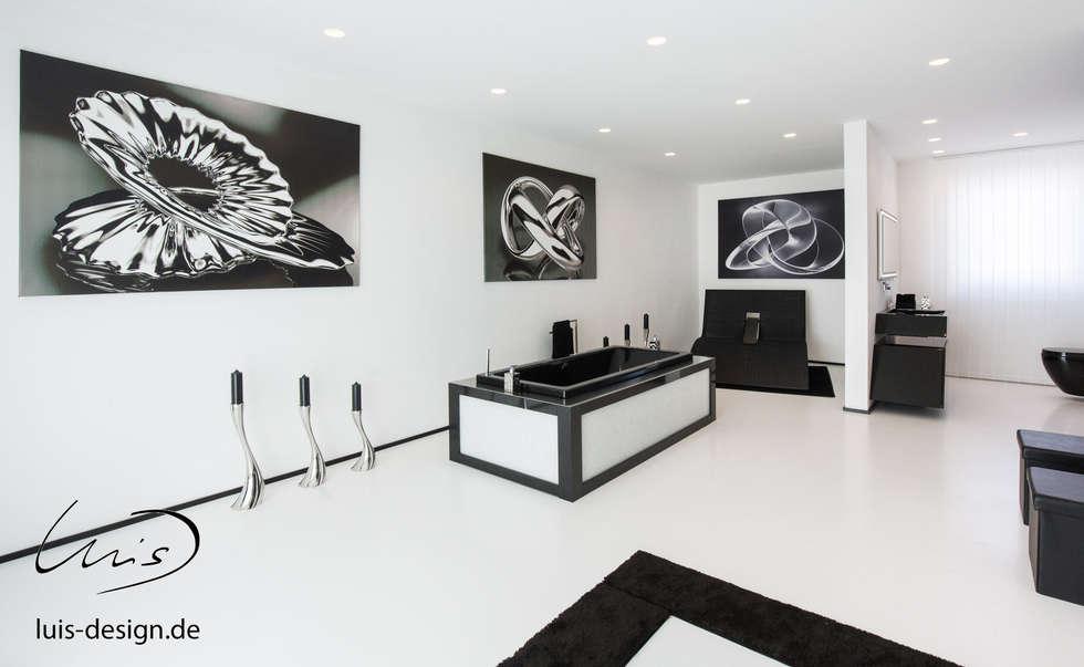 minimalistic Bathroom by Luis Design
