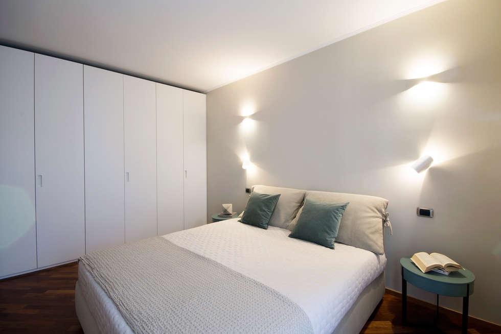 Idee arredamento casa interior design homify for Idee camera matrimoniale piccola