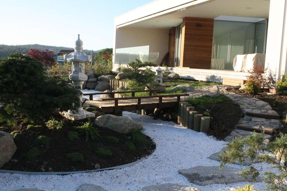 Fotos de decoraci n y dise o de interiores homify - Fotos jardines japoneses ...