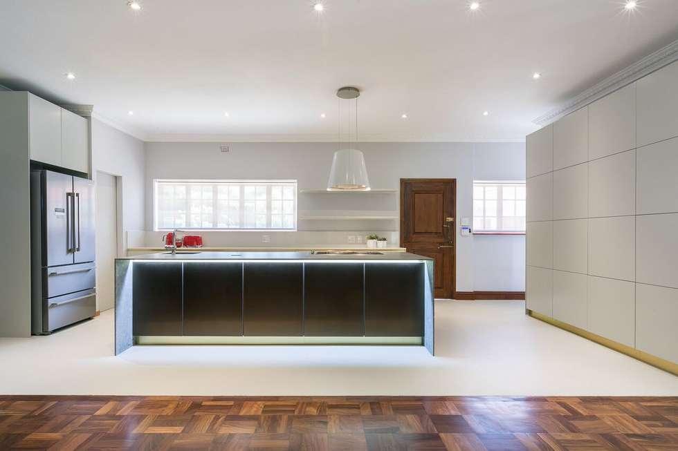 Kitchen units by Oksijen