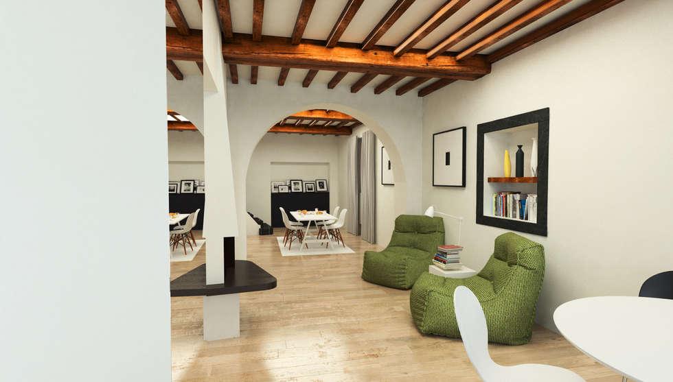 Idee arredamento casa interior design homify - Arredamento casa pisa ...