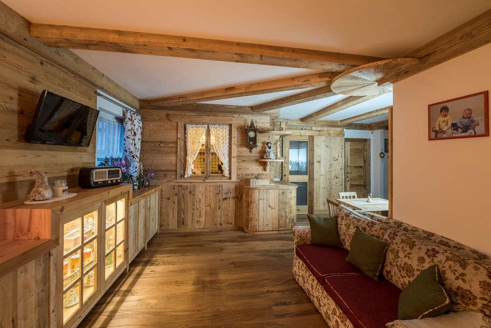 Arredare casa in montagna perfect awesome soggiorni for Arredamento della casa