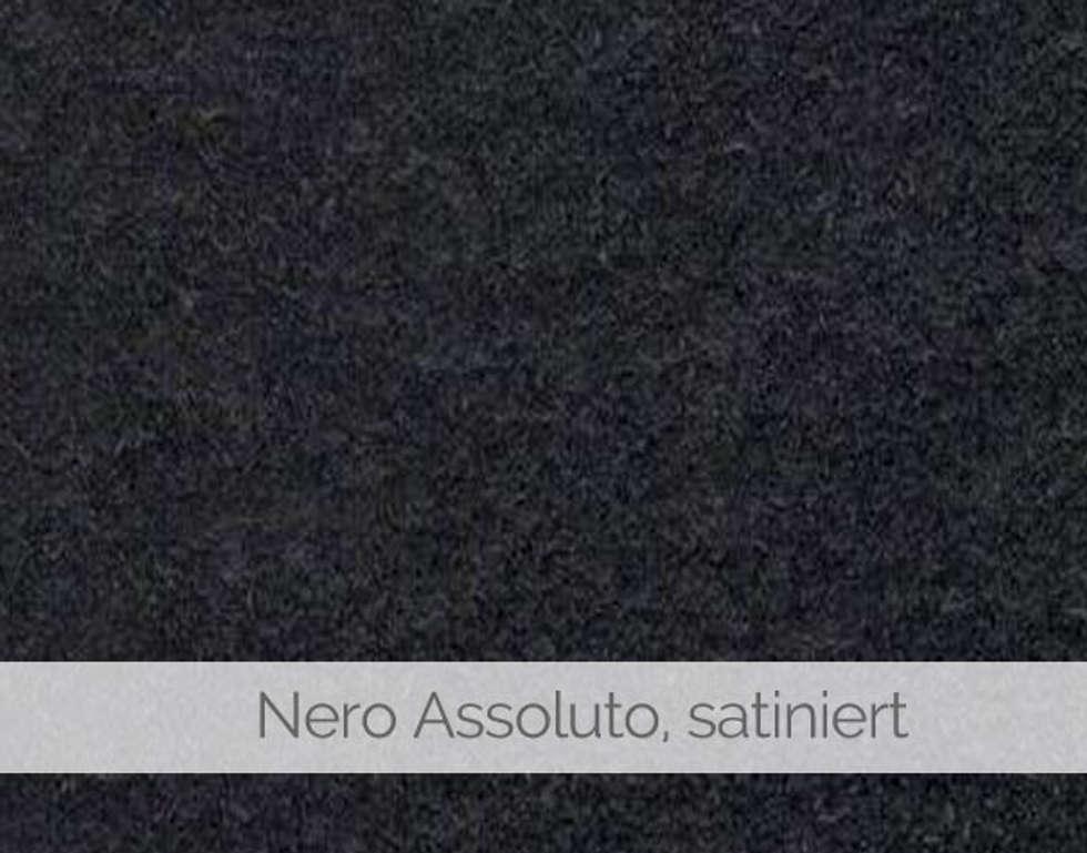 Nero Assoluto Gebürstet wohnideen interior design einrichtungsideen bilder homify