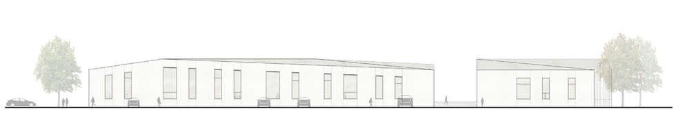 La corte del benessere: Case in stile in stile Moderno di atelier architettura