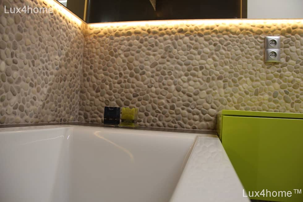 mediterranean Bathroom by Lux4home™ Indonesia