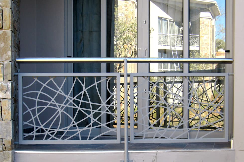 Decorative Balustrade:  Commercial Spaces by Metallica Steel