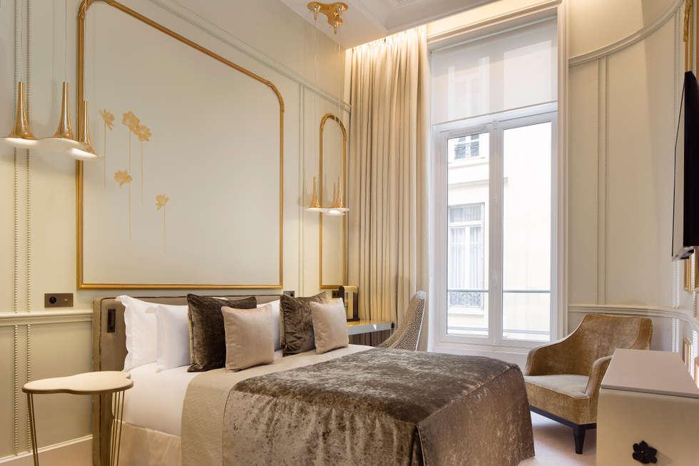 Camera Da Letto Stile Parigi : I elementi base per ricreare lo stile d arredo parigino