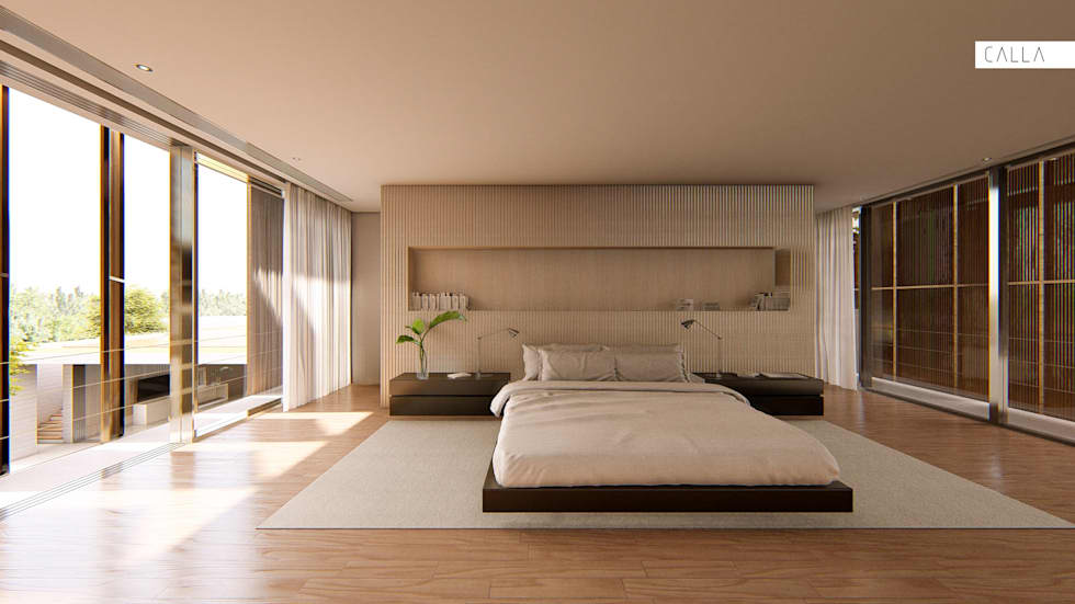Projeto suite master lee housefloor plan projeto officio for Case con due master suite