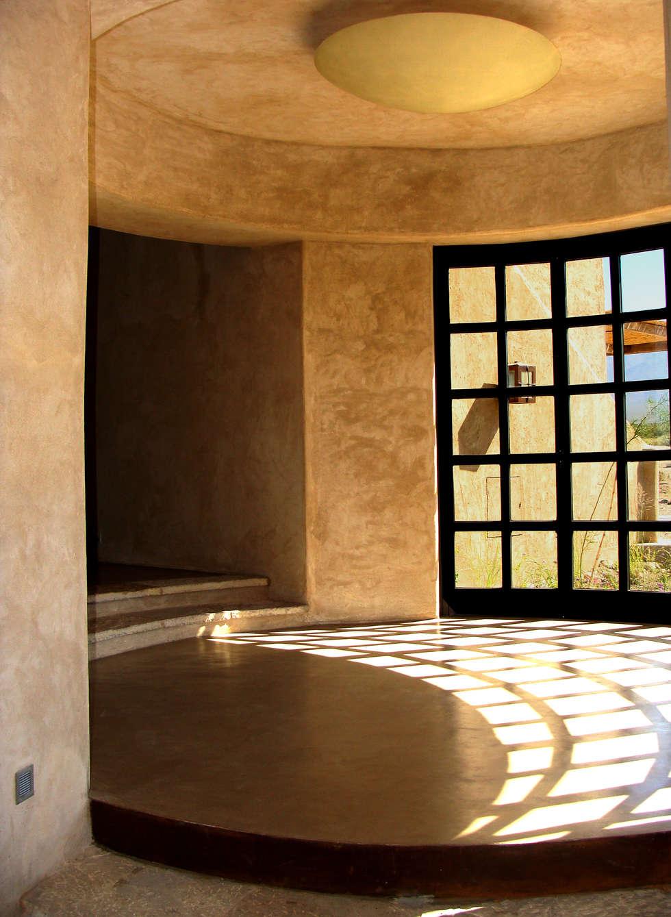 Alpasion | Interiores: Hoteles de estilo  por Bórmida & Yanzón arquitectos