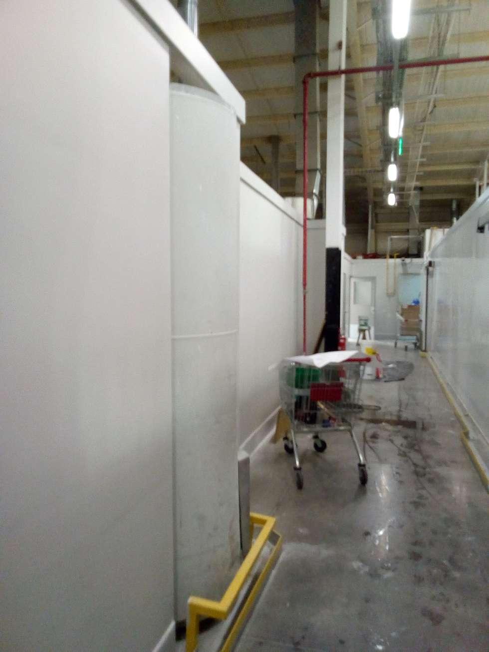 Remodelacion SBA Chiguayante : Centros Comerciales de estilo  por Aedo Arquitectos & Design