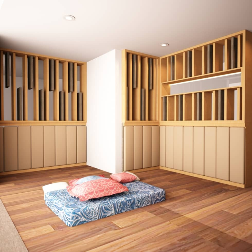 ruang keluarga :  Ruang Keluarga by Livint design