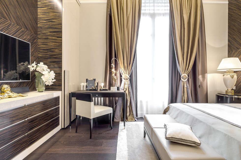 eclectic Bedroom by NG-STUDIO Interior Design