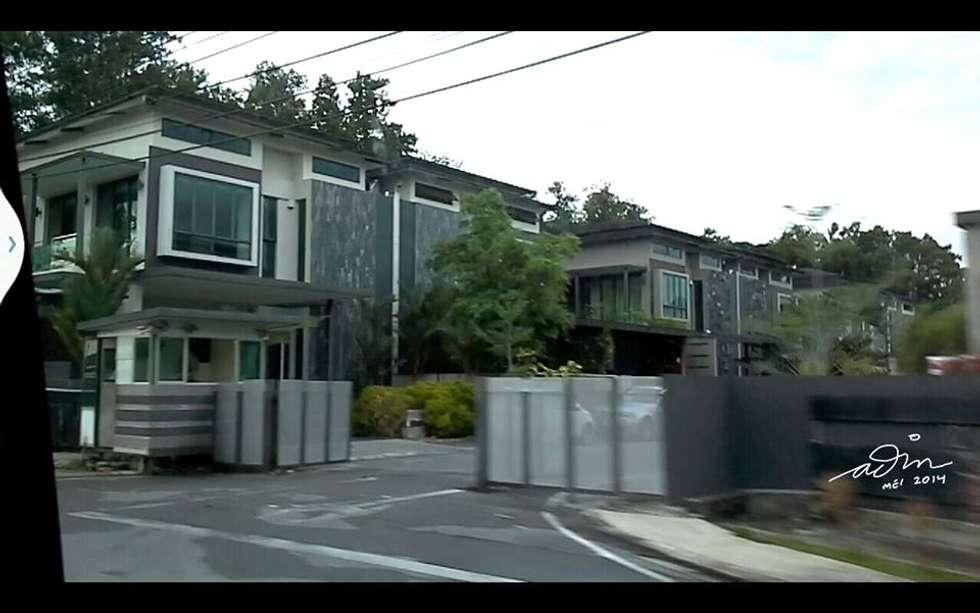 Villas by arsitek adin