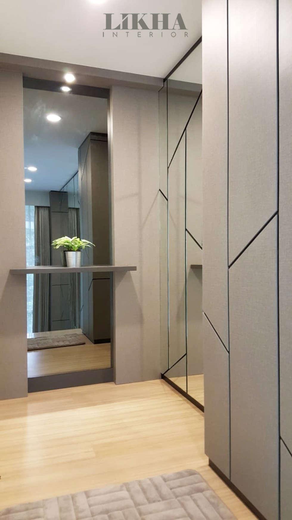 Decorative Shelf:  Koridor dan lorong by Likha Interior