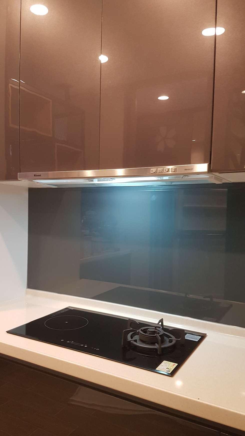 IH爐:  廚房 by 懷謙建設有限公司