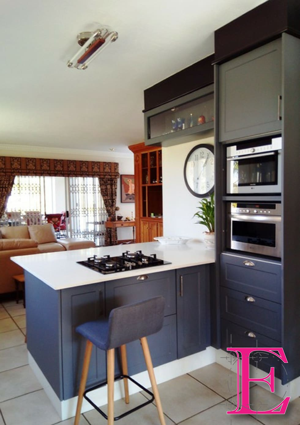 Built-in kitchens by Ergo Designer Kitchens and Cabinetry