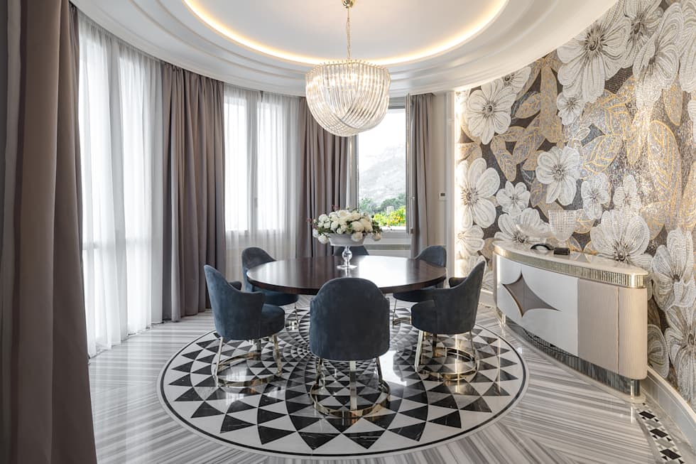 classic Dining room by NG-STUDIO Interior Design