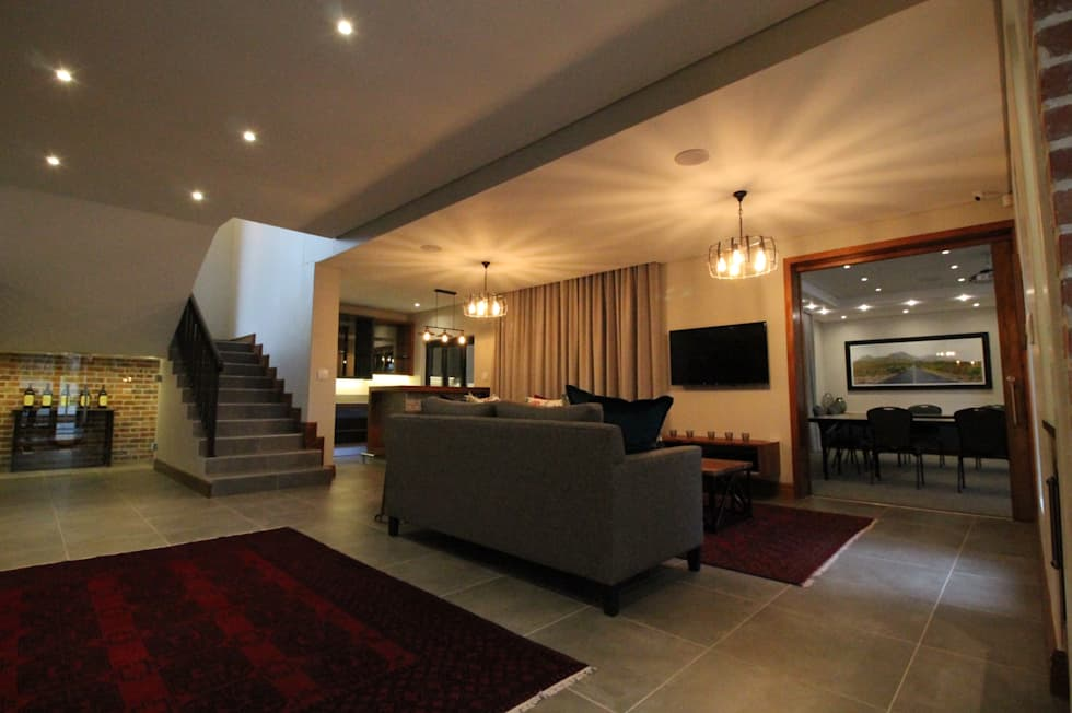 Lounge Area:  Hotels by Projector & Sound Services (PTY) Ltd