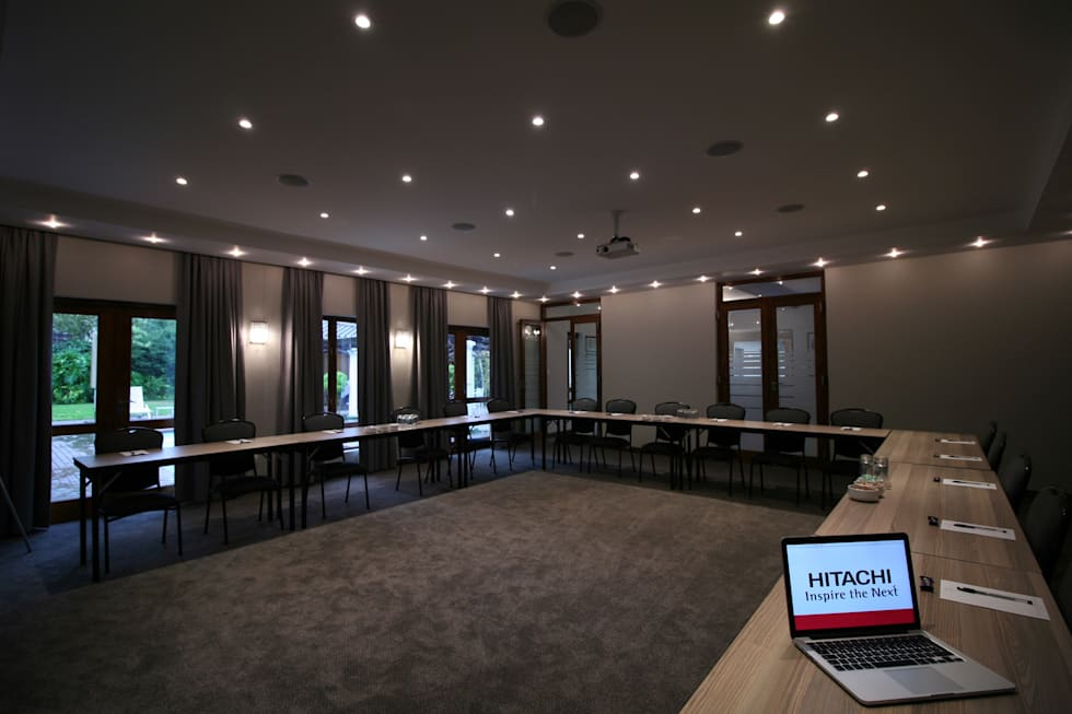 Conference Venue Connectivity:  Conference Centres by Projector & Sound Services (PTY) Ltd