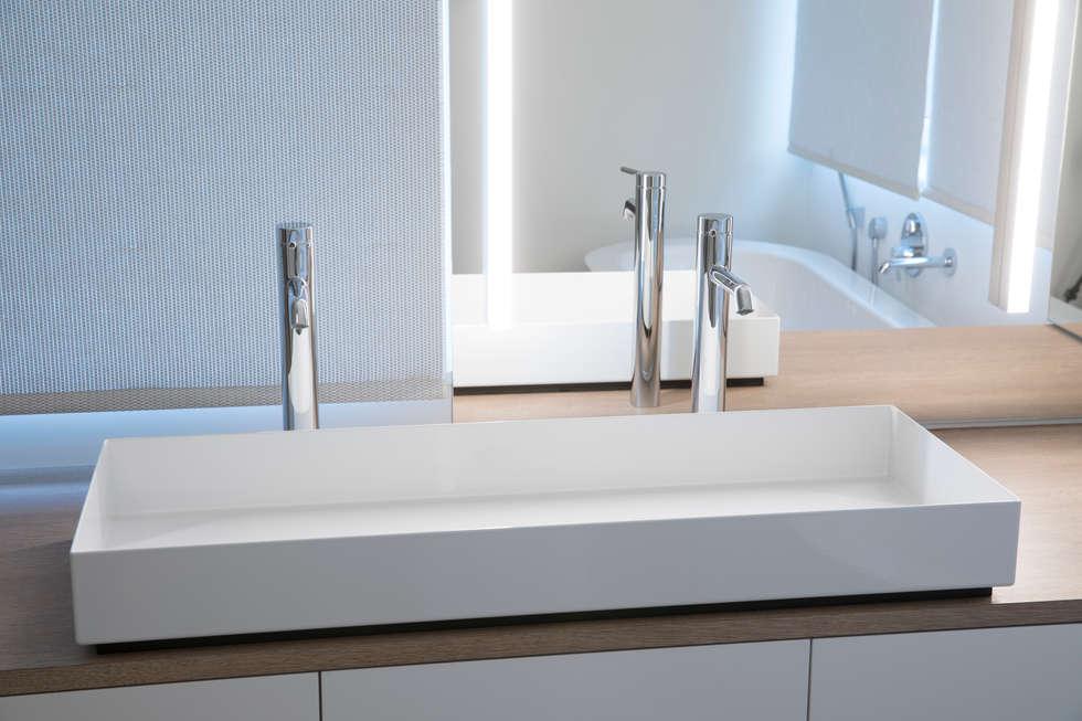 Auf weitere 70 jahre - bauen im bestand : klassische badezimmer von ...