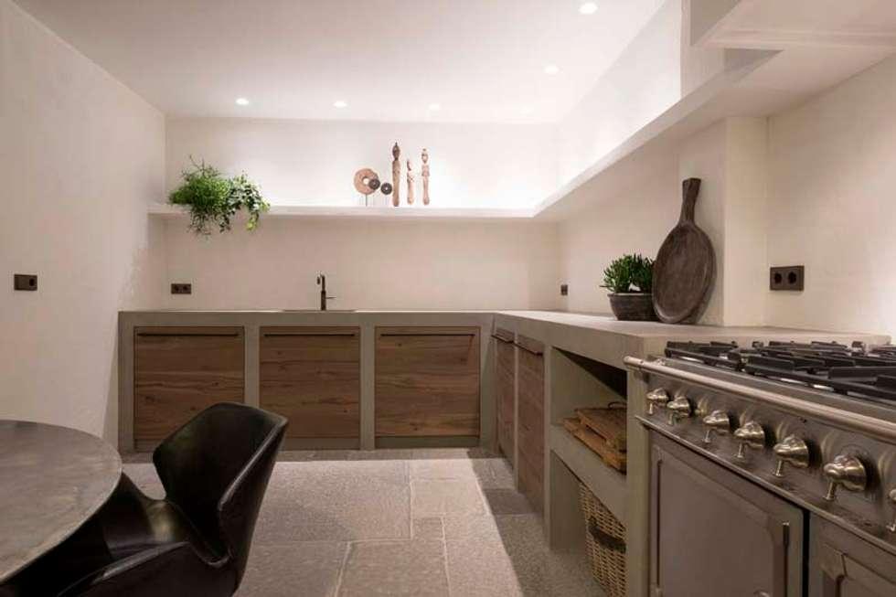 Design Keuken Showroom : Bohemian keuken showroom scandinavische keuken door molitli