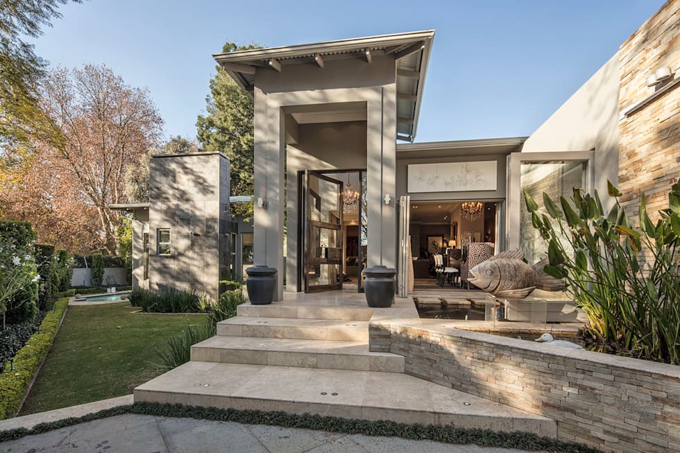 The Fabulous Facade:  Bungalows by Spegash Interiors