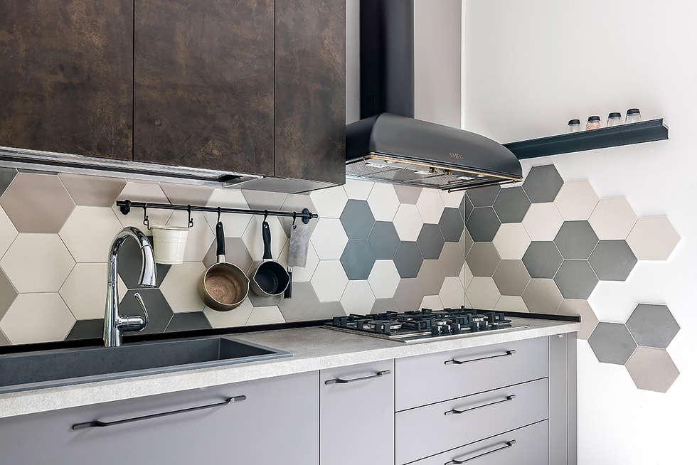 Ristrutturazione appartamento di mq a udine s paolo cucina