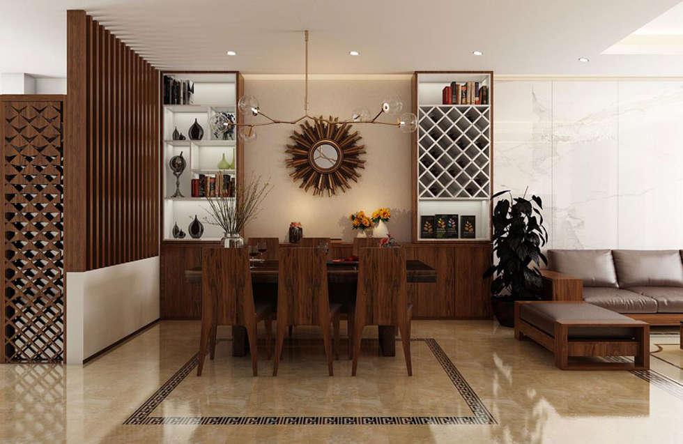 Phòng ăn by laixaynhapho92