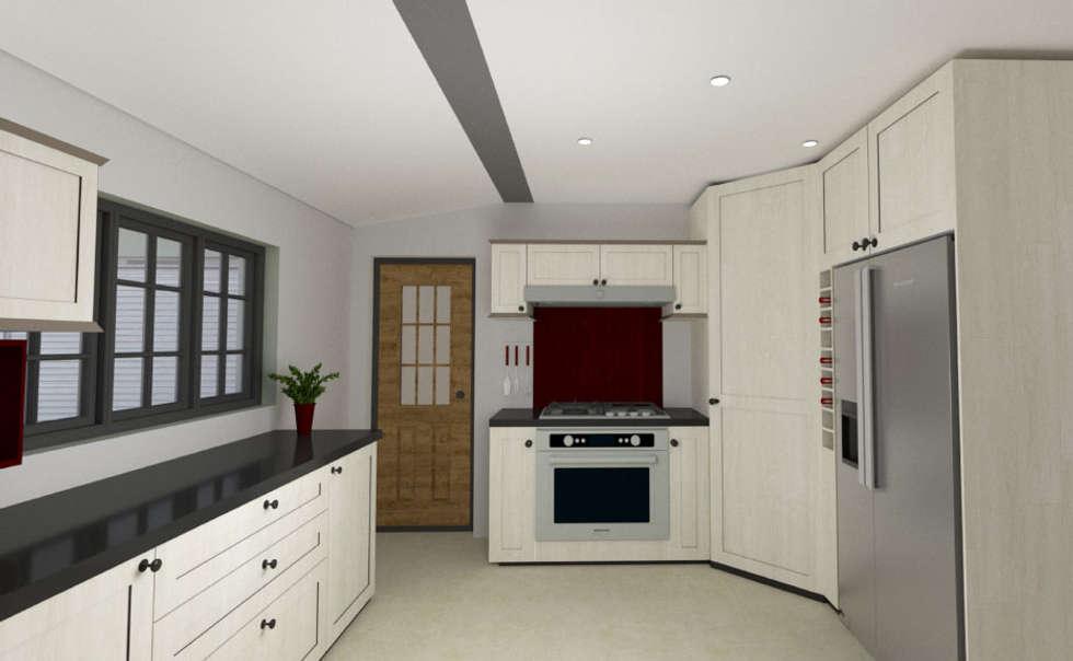Setup der wohnbaukasten als tv möbel modern berlin von