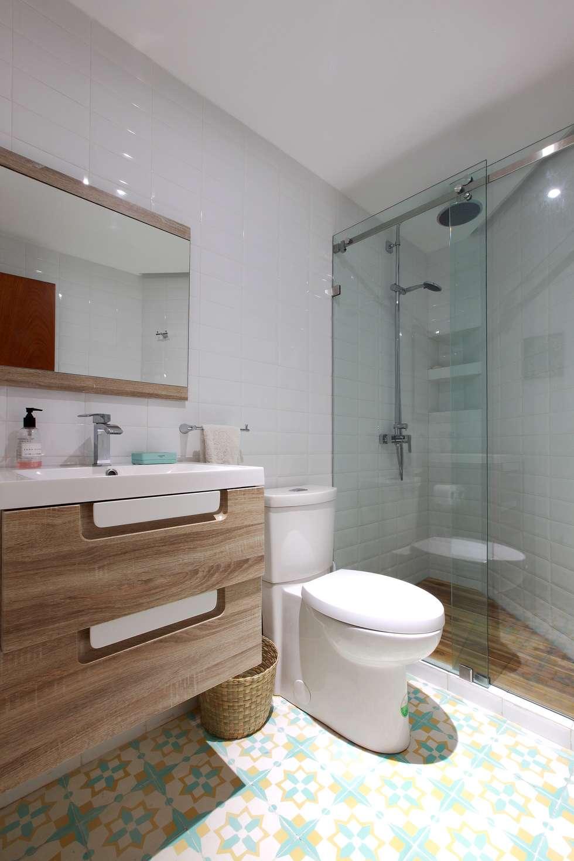 Tropische badkamer door all arquitectura | homify