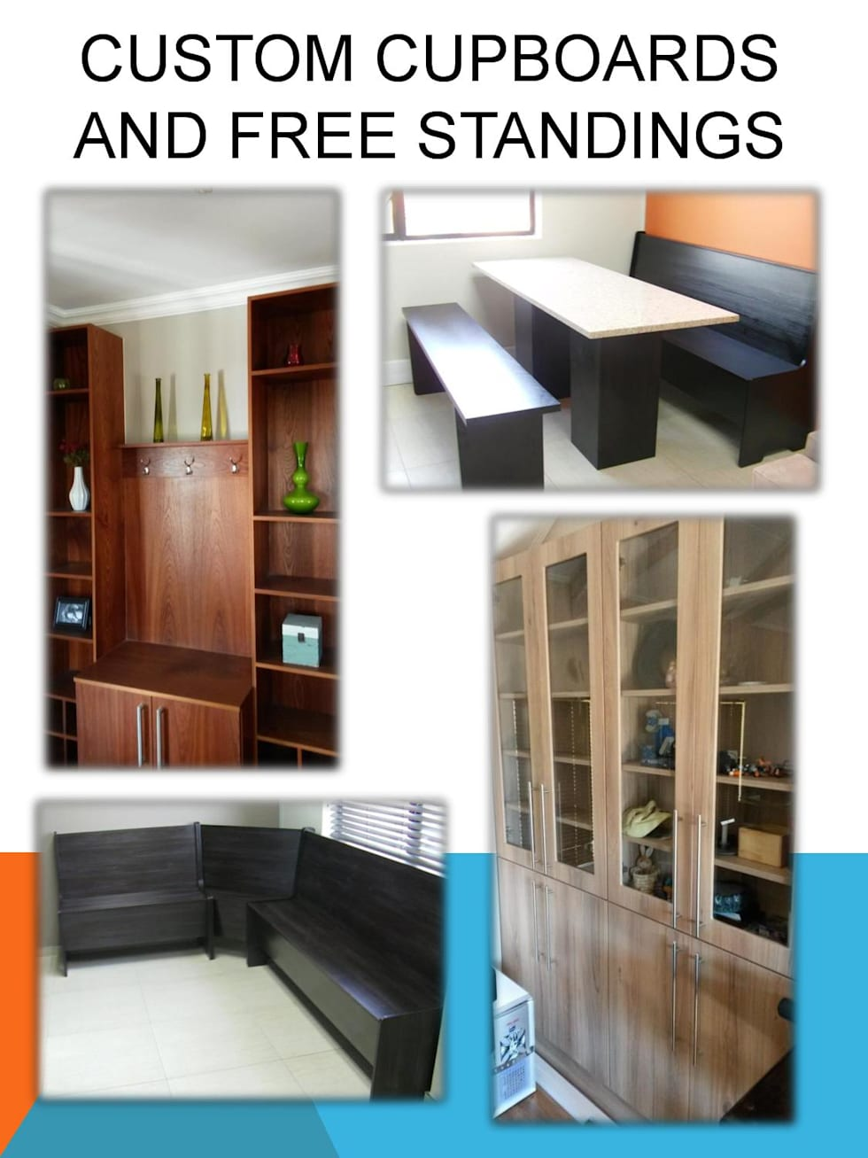 Dining room cupboards: modern Dining room by SCD Kitchens