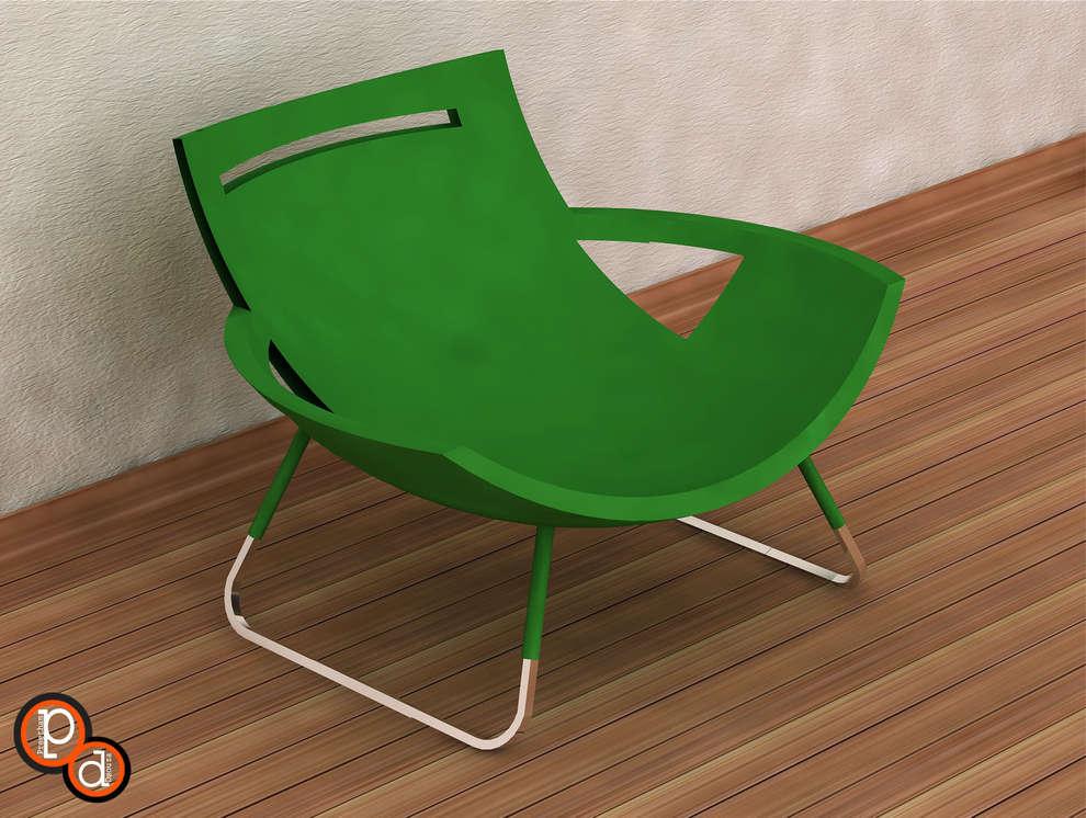 Sofa:  Corridor, hallway & stairs  by Preetham  Interior Designer
