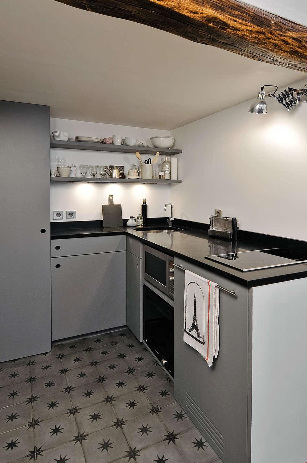 40 Cocinas Que Te Dejar N Con La Boca Abierta # Muebles De Cocina Jaque Mate