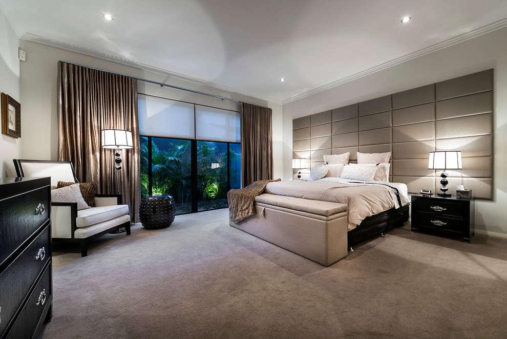 Dormitorios de estilo moderno por Moda Interiors