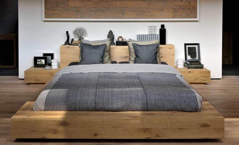 Dormitorios de estilo escandinavo por bolighus design