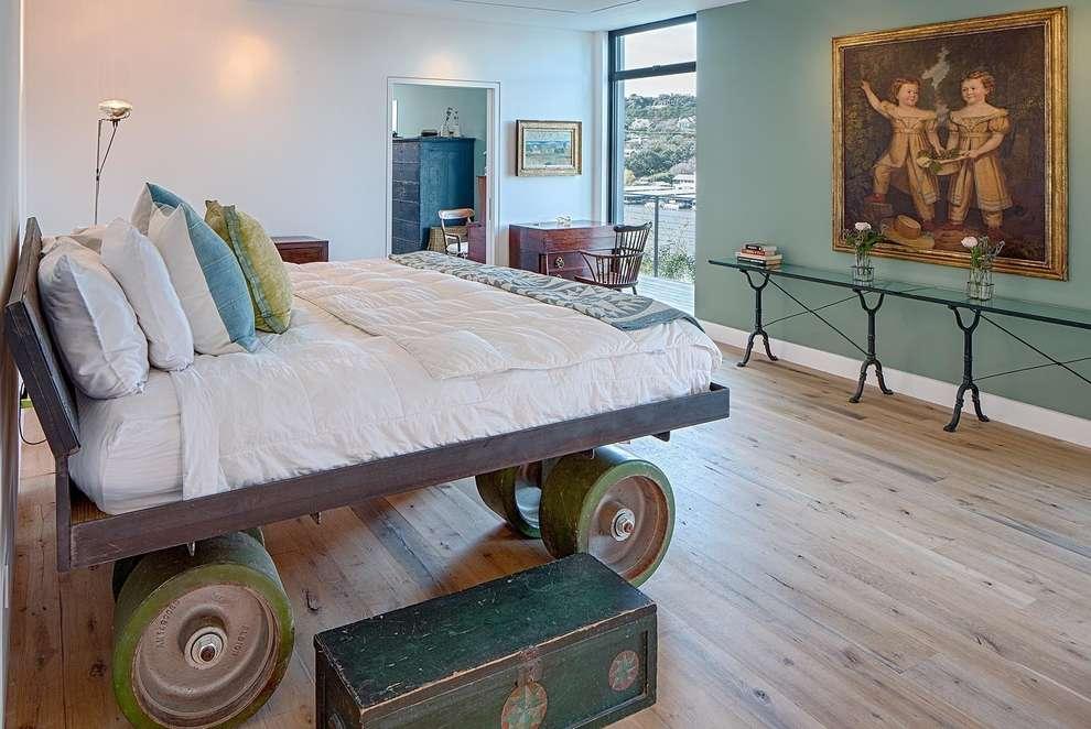 Dormitorios de estilo ecléctico por Specht Architects