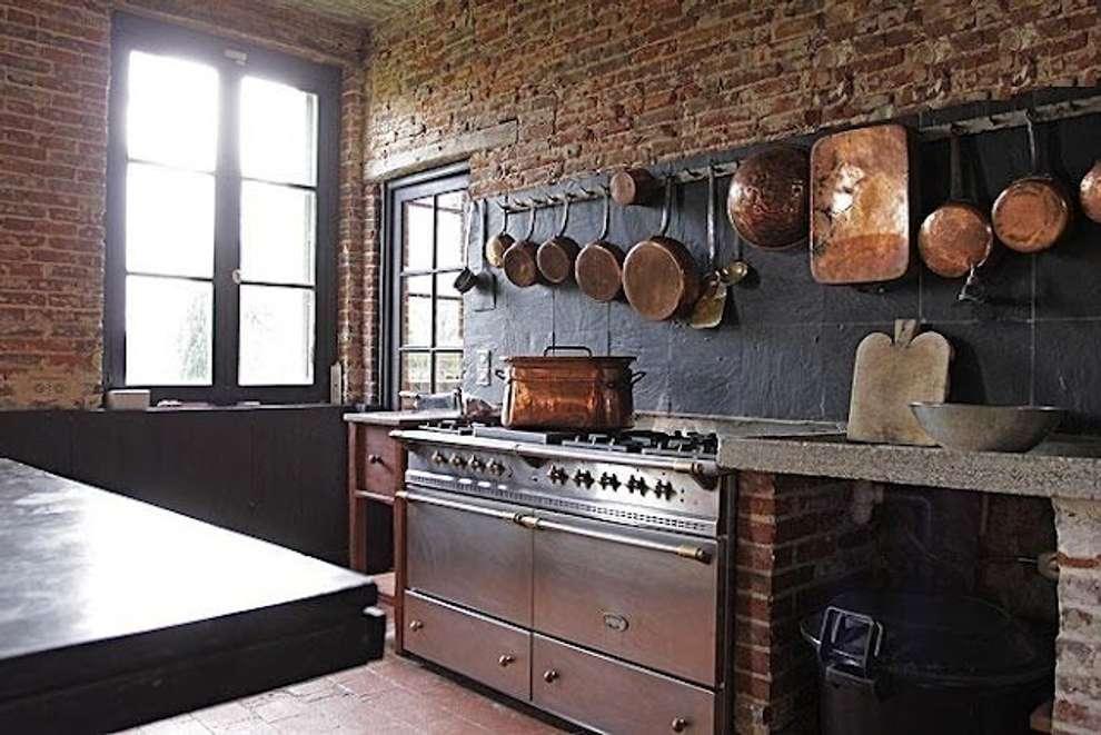 Gamahogar: rustik tarz tarz Mutfak