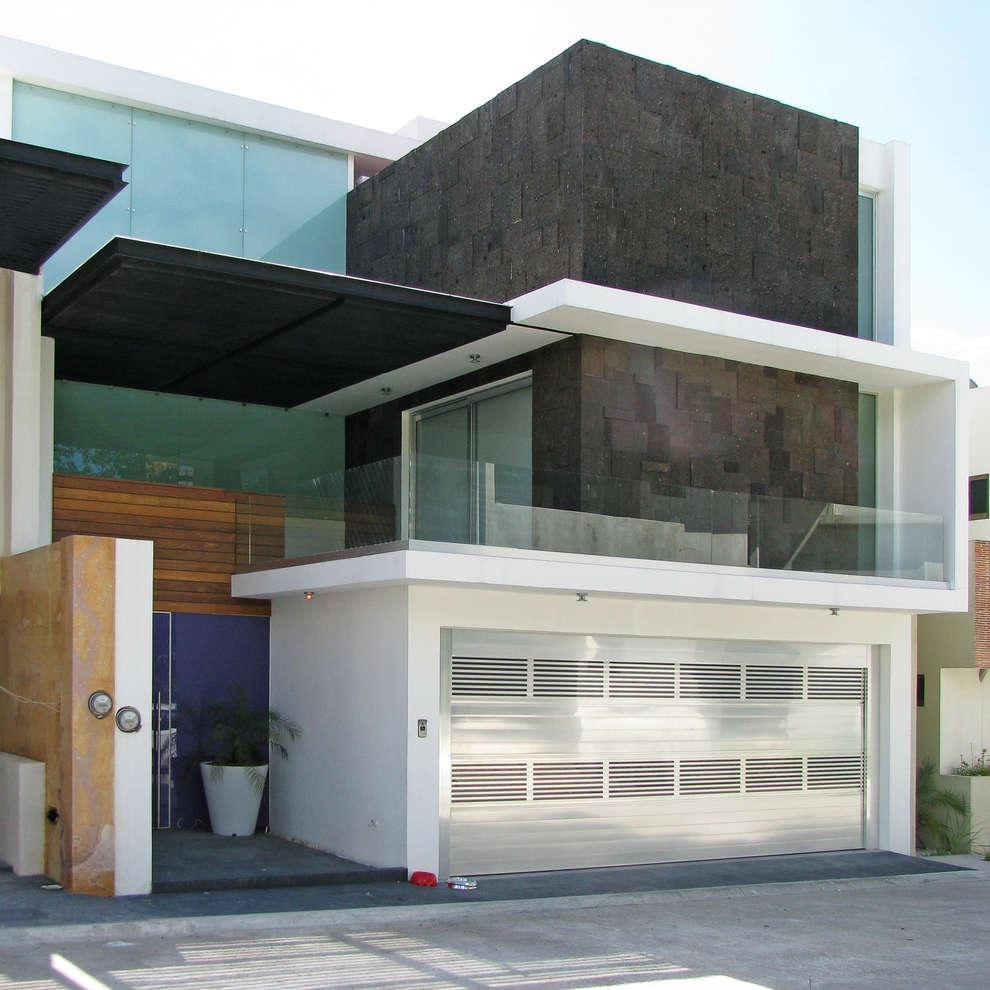 10 cores para fazer a fachada de sua casa parecer moderna for Cores modernas para fachadas de casas 2016