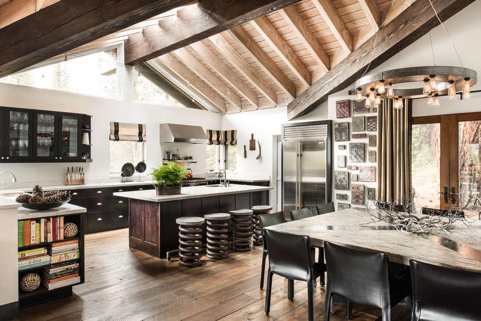 Antonio Martins Interior Design Inc: eklektik tarz tarz Yemek Odası