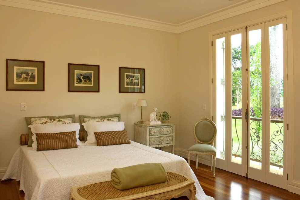 Dormitório: Quarto  por Célia Orlandi por Ato em Arte