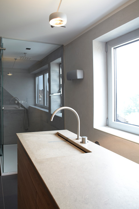 Raumgespür Innenarchitektur Design Ilka Hilgemann Modern Bathroom