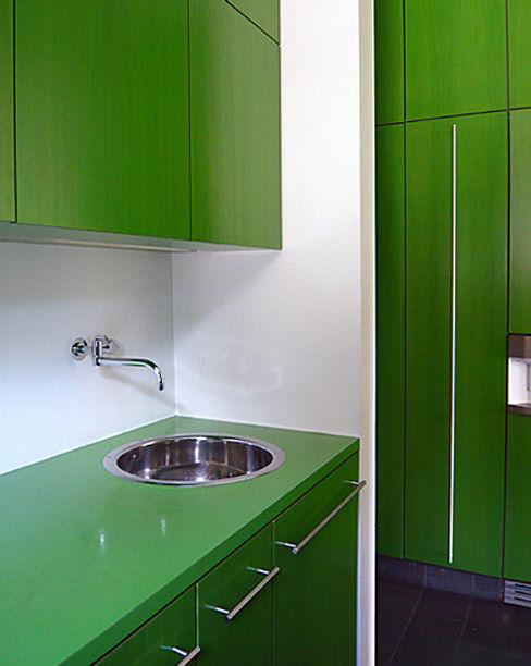 Villa L Architektur & Interior Design Küche